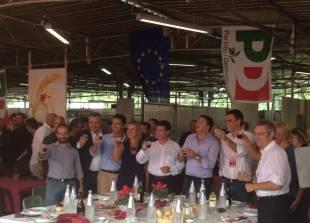 Renzi, Valls, Sanchez e Mogherini