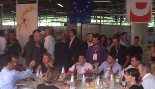 Renzi, Valls, Sanchez-mogherini