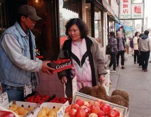 kim puch a toronto nel 1997