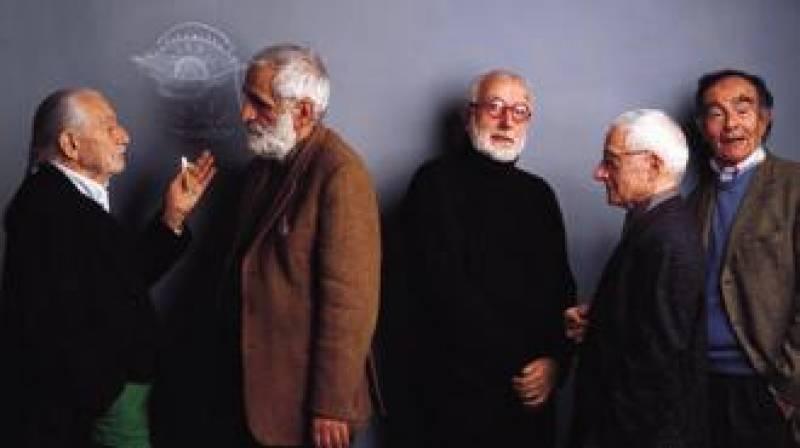 Maestri del design dago fotogallery for Grandi maestri del design