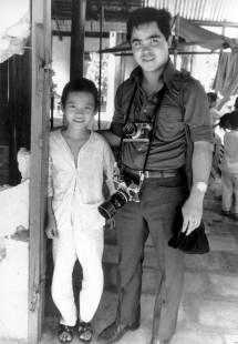 nick ut con kim puch vietnam 1972