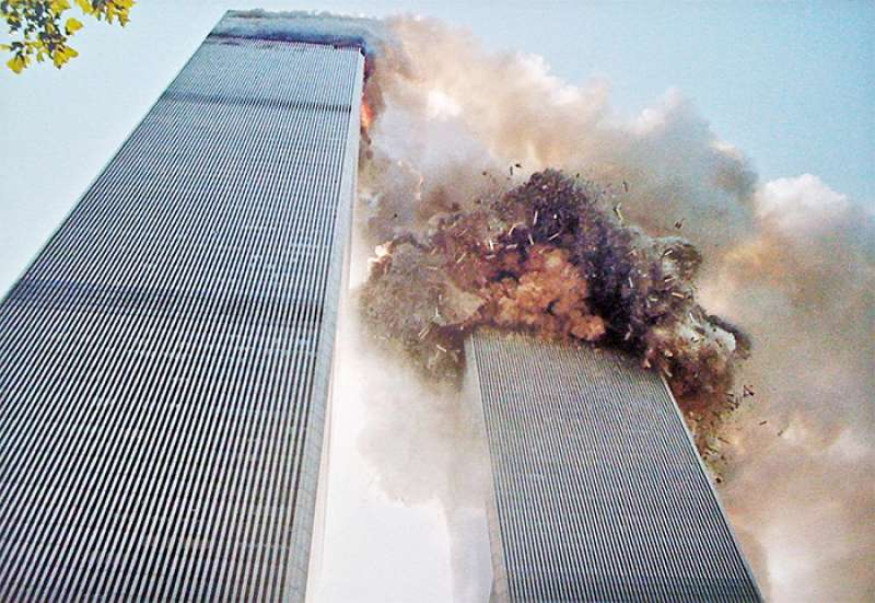 foto rare dell 11 settembre 8