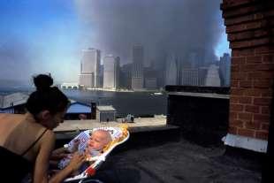 foto rare dell 11 settembre