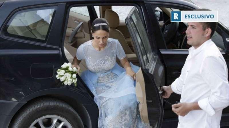 Matrimonio Noemi : Matrimonio noemi letizia e vittorio romano dago fotogallery