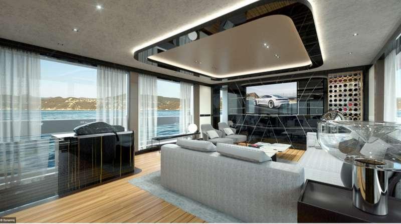 Yacht porsche interni copia dago fotogallery for Arredamento yacht