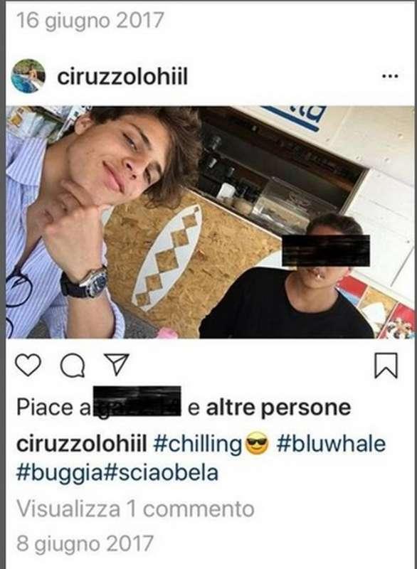 Ciro Grillo - ciroinstagram