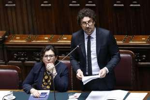 ELISABETTA TRENTA DANILO TONINELLI