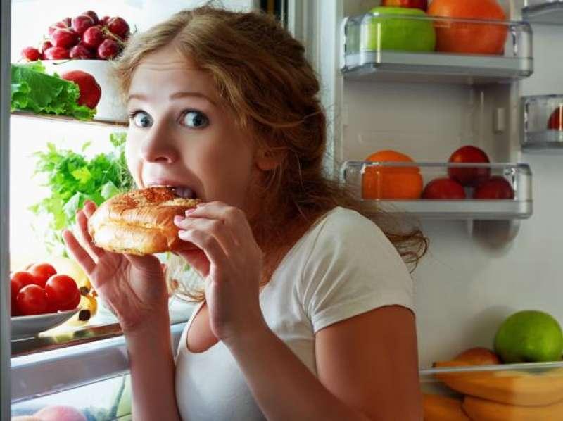 lo stress di avere fame