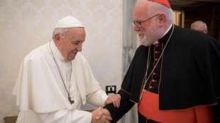 papa francesco reinhard marx