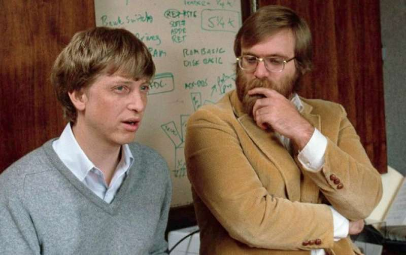 paul allen e bill gates 1