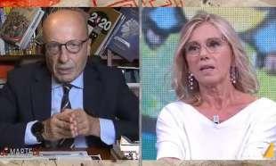 ALESSANDRO SALLUSTI E CONCITA DE GREGORIO