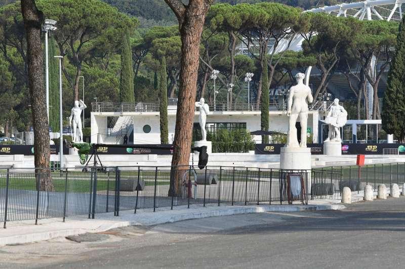 internazionali d italia di tennis 2020 foto mezzelani gmt003