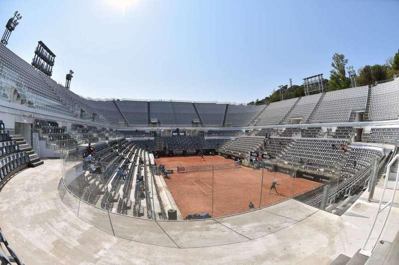 internazionali d italia di tennis 2020 foto mezzelani gmt023