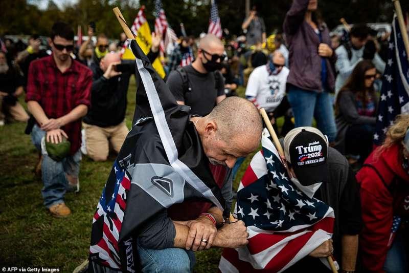 proud boys gruppo suprematista