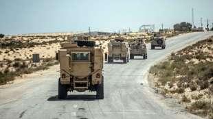 aiuti militari in egitto