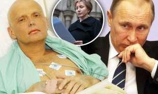 aleksandr litvinenko vladimir putin marina litvinenko