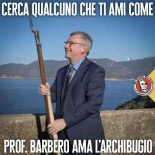 ALESSANDRO BARBERO MEME