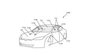 brevetto tergicristalli laser tesla 1