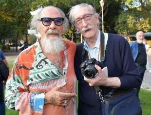 dago e marcellino radogna foto di bacco