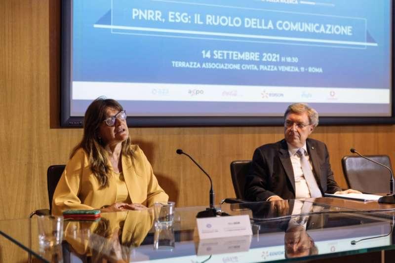 il convegno sulla comunicazione del pnrr