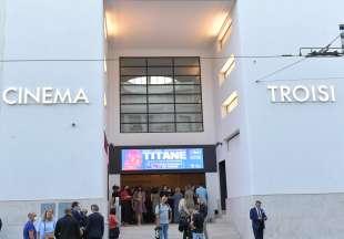 inaugurazione cinema troisi