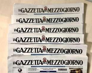 LA GAZZETTA DEL MEZZOGIORNO