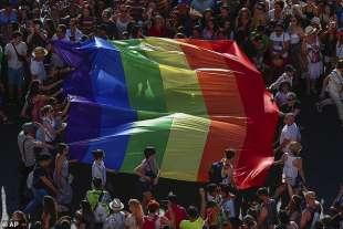 Manifestazione LGBT in Spagna 2