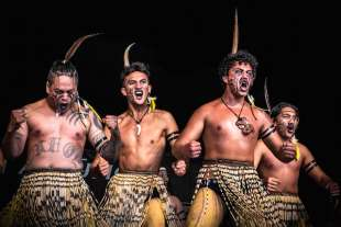 Maori Nuova Zelanda
