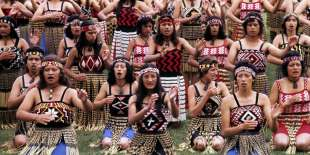 Maori Nuova Zelanda 5