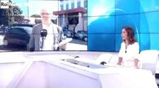 paolo mancinelli si blocca in diretta in collegamento con rainews24 8