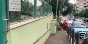 roma asilo cinghiali