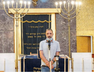 Shmuel Peleg, nonno di Eitan Biran,