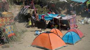 stati uniti migranti haitiani in texas 3