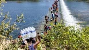 stati uniti migranti haitiani in texas 5