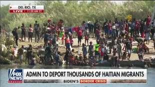 stati uniti migranti haitiani in texas 6