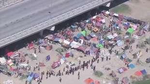stati uniti migranti haitiani in texas 8