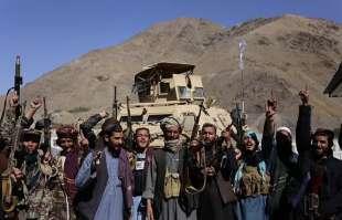 talebani conquistano valle del panshir 1