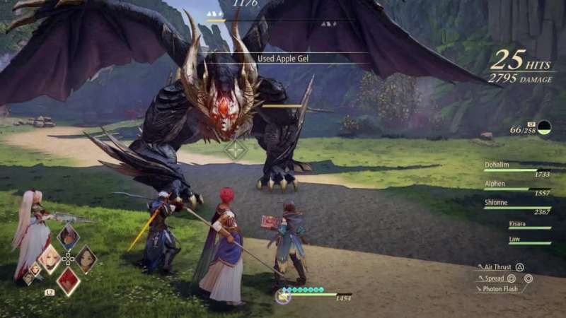 tales of arise 9
