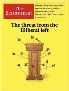 the economist e la sinistra illiberale