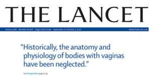 the lancet sui corpi con vagina