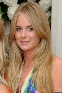 m CRESSIDA BONAS MADE IN CHELSEA x c