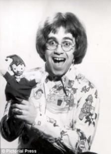 ELTON JOHN NEL 1968