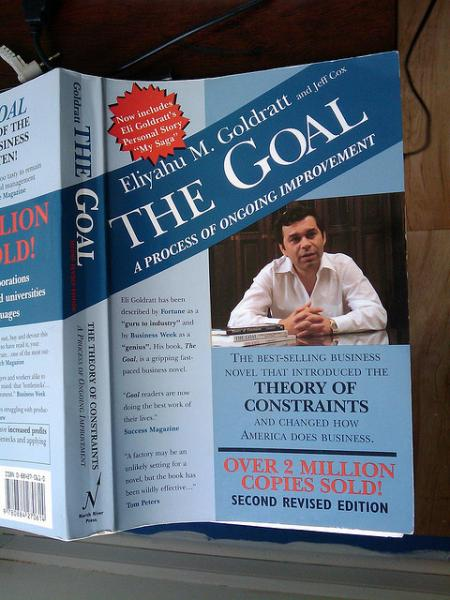 the goal a process of ongoing Revised third edition alex rogo is the manager of a failing manufacturing plant who receives an ultimatum from corporate headquarters: turn the situation around in three months or the plant will be scrapped.