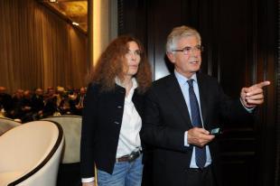 Rosy Greco e Claudio Martelli