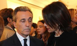 Alessia Ferruccio e Vittorio Grilli