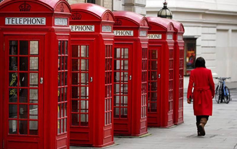 Foto Cabina Telefonica Di Londra : Carta da parati cabina telefonica a londra u pixers viviamo per