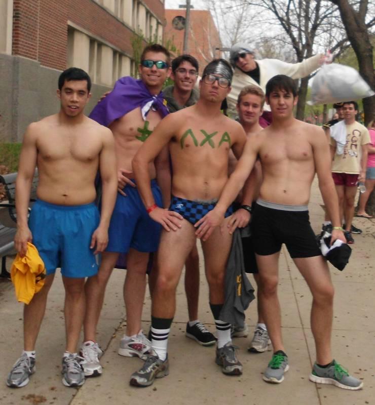 College orge foto