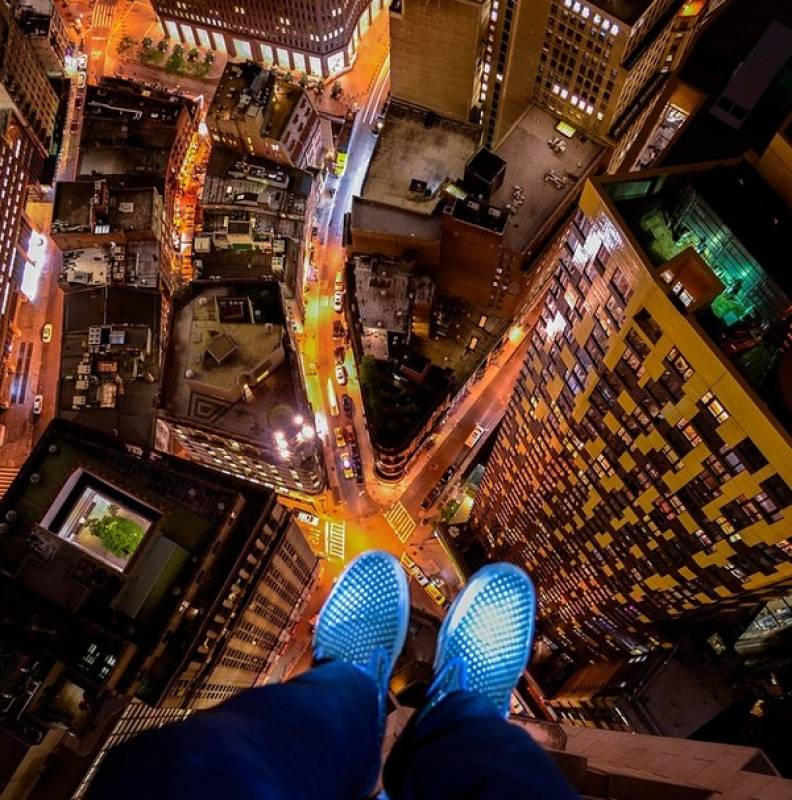 Demidsm l urban explorer dai grattacieli di new york 22 for Immagini grattacieli di new york