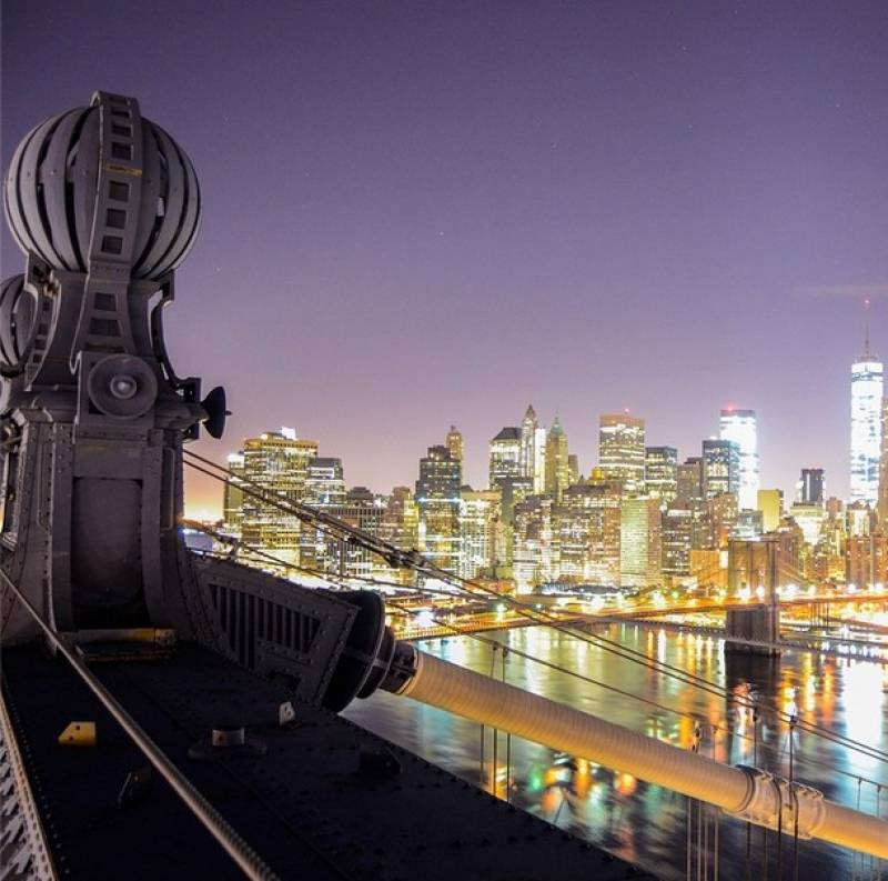 Demidsm l urban explorer dai grattacieli di new york 8 for Immagini grattacieli di new york