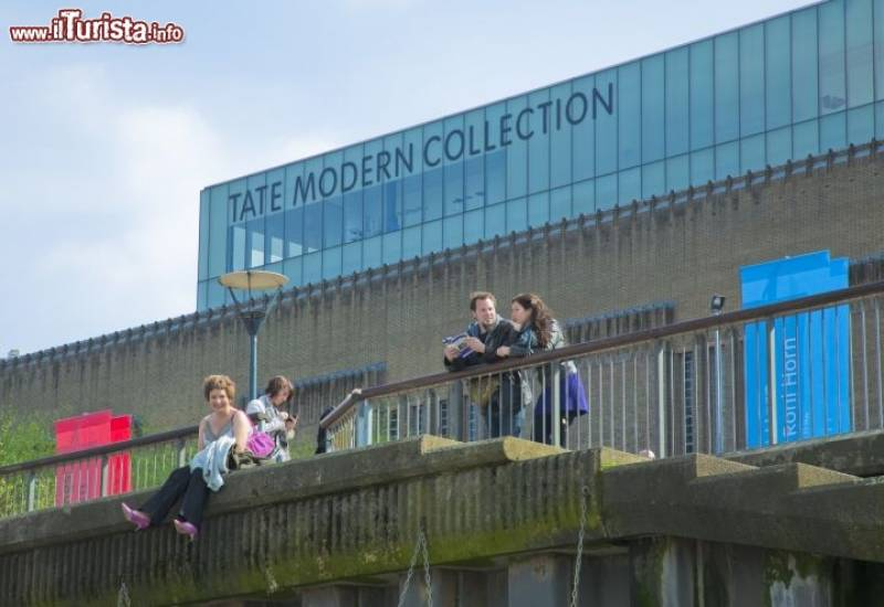 Esterno tate modern collection londra dago fotogallery for Tate gallery di londra